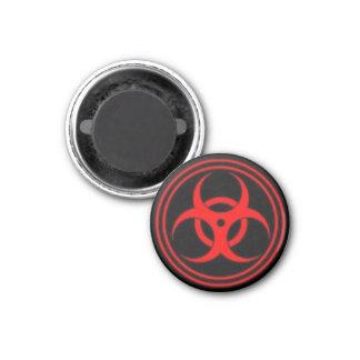 Biohazard Ímã Redondo 2.54cm