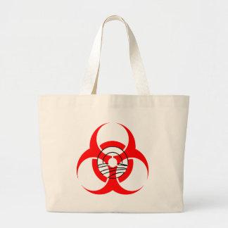 Biohazard Obama Bolsas Para Compras