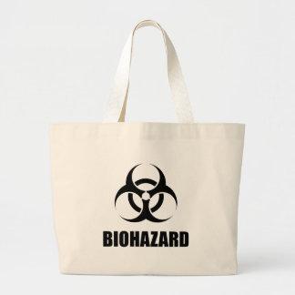Biohazard Sacola Tote Jumbo