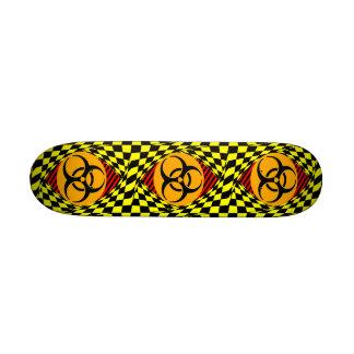 Biohazard Shape De Skate 18,1cm