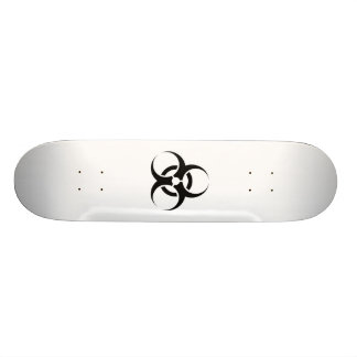Biohazard Shape De Skate 19,7cm