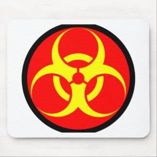 biohazard mouse pads