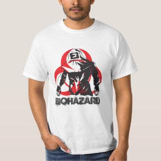 Biohazard. Tshirt