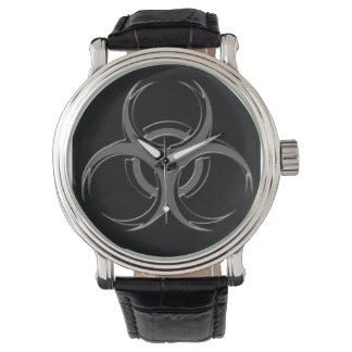 Biohazard X Relógio