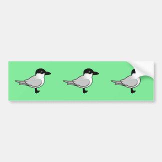 Birdorable Gaivota-faturou a andorinha-do-mar Adesivo Para Carro
