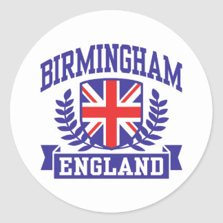 Birmingham Adesivo