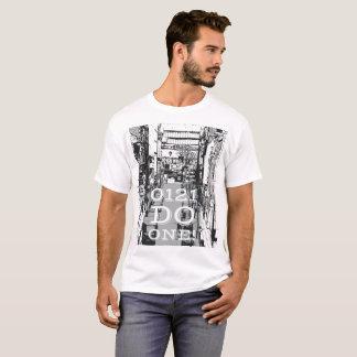 Birmingham que diz 0121 faz um na camisa de T