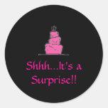 birthday%20cake, Shhh… é uma surpresa!! Adesivos Redondos