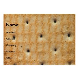 Biscoito Cartões De Visitas