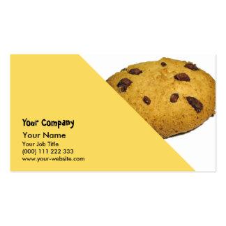 Biscoito Cartão De Visita