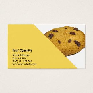 Biscoito Cartão De Visitas