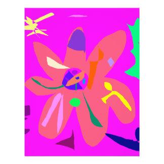 Biscoito da lanterna do festival da árvore da flor panfletos personalizado