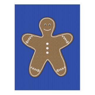 biscoito do pão-de-espécie cartão postal