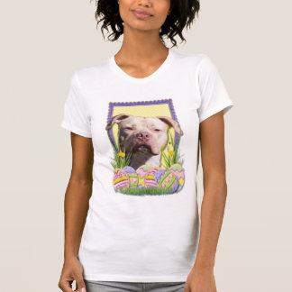 Biscoitos do ovo da páscoa - Pitbull - JerseyGirl T-shirts