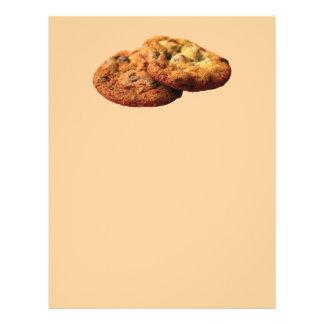 Biscoitos Panfleto Personalizado