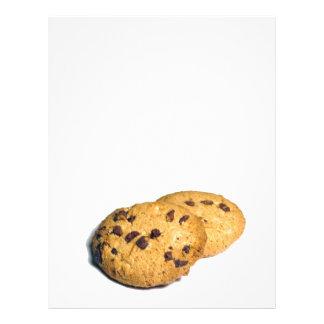 Biscoitos Modelo De Panfletos