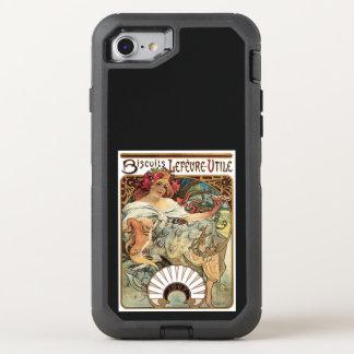 Biscoitos Lefevre-Utile Capa Para iPhone 7 OtterBox Defender