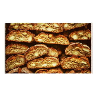 Biscotti di Prato Modelo Cartões De Visitas