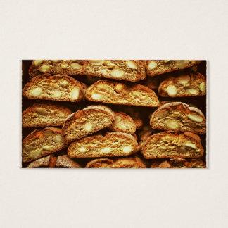 Biscotti di Prato Cartão De Visitas