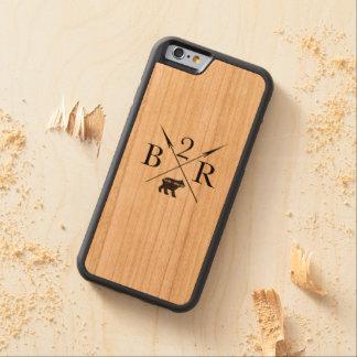 Bjorn para funcionar o caso 6/6s capa de cereja bumper para iPhone 6