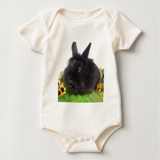 black rabbit macacãozinho para bebês