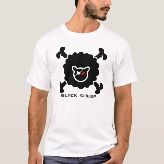 Black Sheep Camiseta