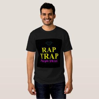 Black T-Shirt Hip Hop