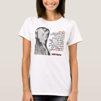 Blaise Pascal Camiseta