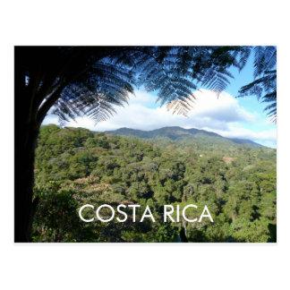 BLANCA de Vara, Heredia, cartão de Costa Rica