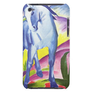 Blaues Pferd mim pela pele do ipod touch de Franz Capa Para iPod Touch