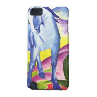 Blaues Pferd mim pelo ipod touch Shell de Franz Capa Para iPod Touch 5G