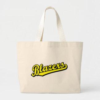 Blazeres no amarelo bolsa