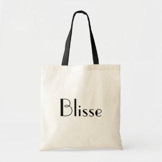 Blisse no preto bolsas