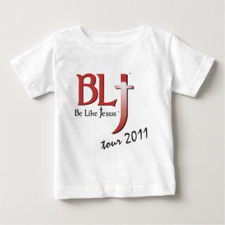 BLJ seja como a excursão 2011 de Jesus T-shirts