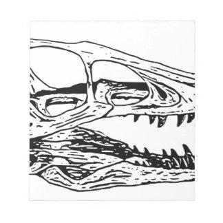 Bloco De Anotação Deinonychus
