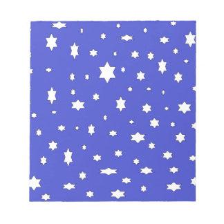 Bloco De Anotação estrelado-nite