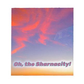 Bloco De Anotação Sharnacity