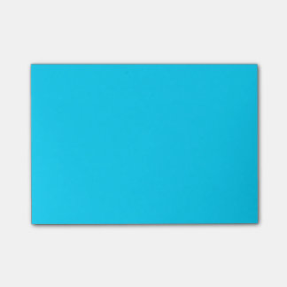 Bloco De Notas Azul-céu simples