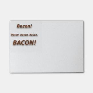 Bloco De Notas Bacon! Bacon, bacon, bacon, BACON!!!