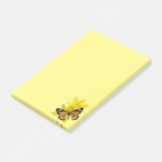 Bloco De Notas Butterfy