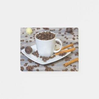 Bloco De Notas Café e especiarias