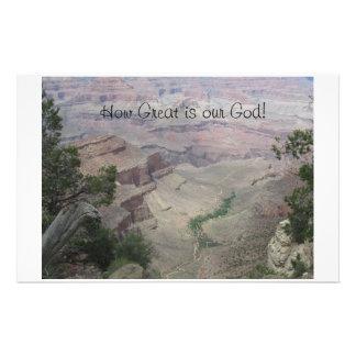 Bloco de notas do Grand Canyon Papelaria