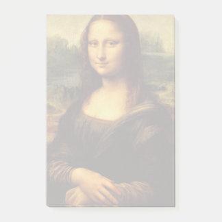 Bloco De Notas LEONARDO DA VINCI - Mona Lisa, La Gioconda 1503
