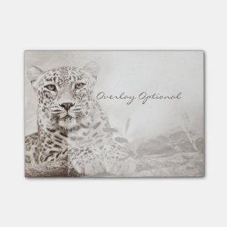 Bloco De Notas Leopardo 7