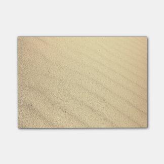 Bloco De Notas Ondas de areia dos trópicos