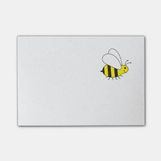 Bloco De Notas Pequenos ocupados Bumble a abelha