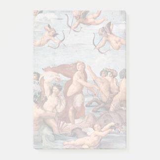 Bloco De Notas Raphael - Triumph de Galatea 1512