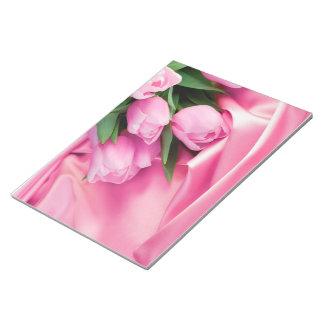 Bloco De Notas Rosas