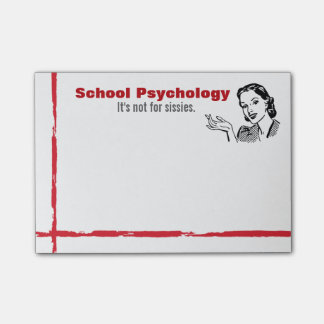 Bloco De Notas Sentido da psicologia da escola de notas de
