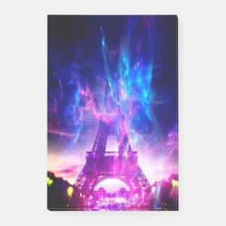 Bloco De Notas Sonhos parisienses Amethyst